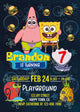 Spongebob Party Invitations