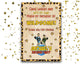 Wild Kratts Birthday Card