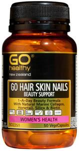 Go Hair skin nail 100 tablets