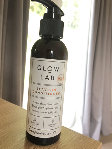 Glow lab leave-in-conditioner