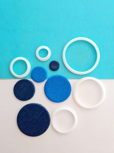 Circle Shape Cutter Set