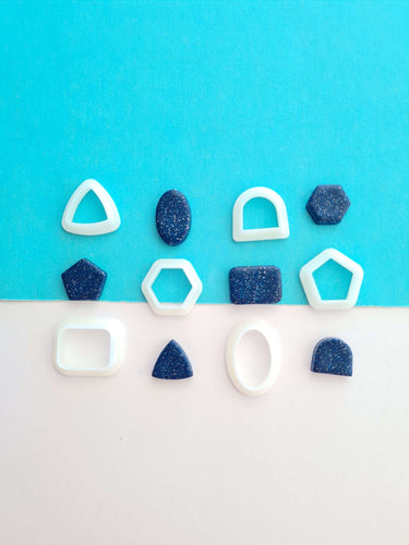 Earring Topper Shape Cutter Set