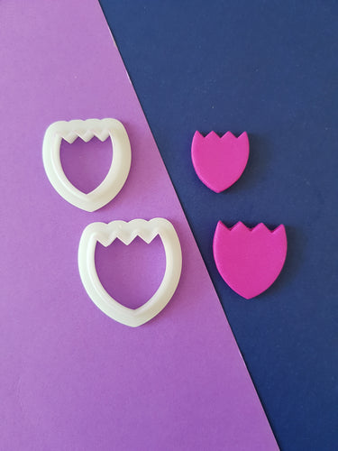 Tulip Shape Cutter Set