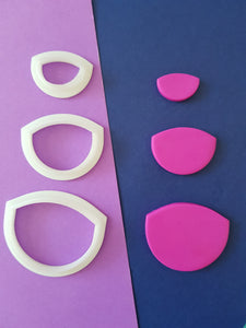 Bowl Stack Shape Cutter Set