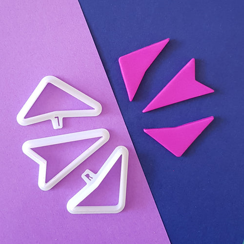 Arrows and Angles Shape Cutter Set