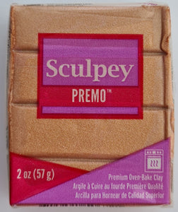 Sculpey Premo 57g - Copper
