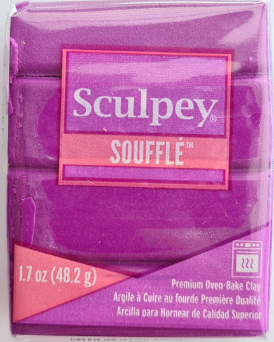 Sculpey Soufflè  48g - Grape