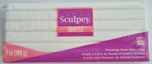 Sculpey Soufflè 198g - Igloo