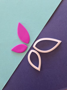 Leaves Shape Cutter Set