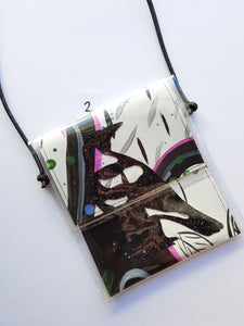 Pine and Apple Magpie Mini-bag 2
