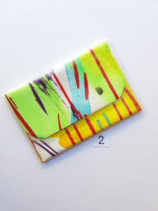 Pine and Apple Small Rosella Clutch (no collage) 2