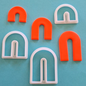 Trio of Arches Shape Cutter Set