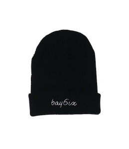 "Bay | 6ix Beanie ""The Fold"""