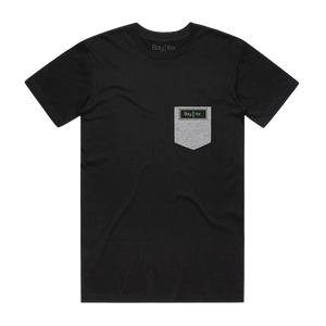 Bay | 6ix Basic Pocket Tee