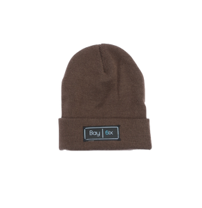 Bay | 6ix Beanie Brown