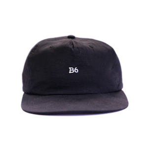 Bay | 6ix Baseball Hat Black
