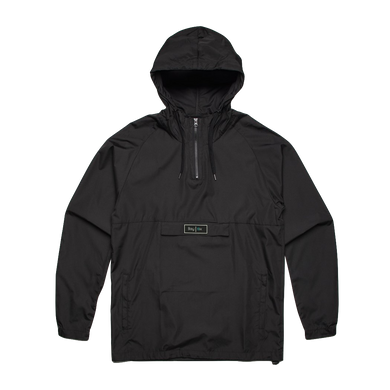 Bay | 6ix Windbreaker Black