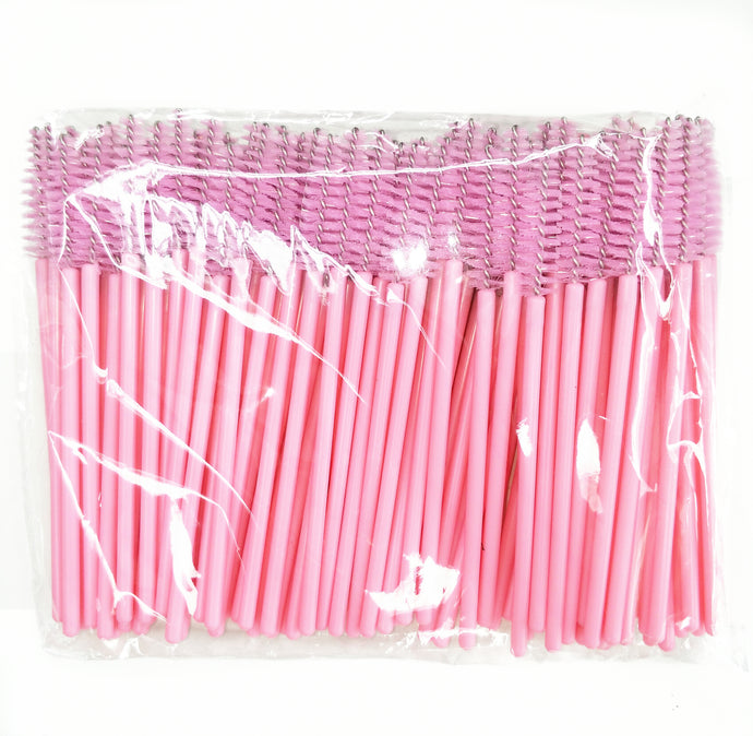 100 X Disposable Mascara Wands