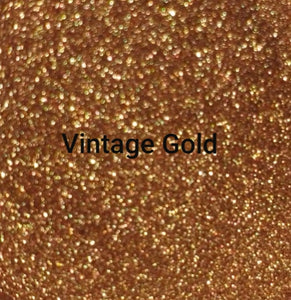"""Vintage Gold"" POPPIN Pigment"