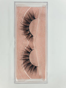 """@MAKEUPWITHYONGKERS"" 3D Mink Lashes 1pk"
