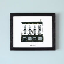 Illustrated Pubs of Belfast