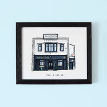 Illustrated pubs of Dublin