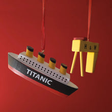 Titanic Christmas Decoration