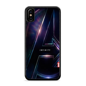 Avengers Infinity Wars Poster iPhone Xs Case | Caserisa