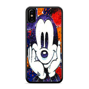 Disney Mickey Mouse iPhone Xs Case | Caserisa