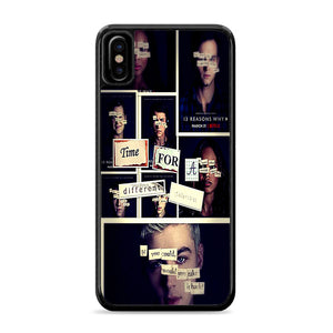 All 13 Reasons Why 2 Poster iPhone Xs Case | Caserisa