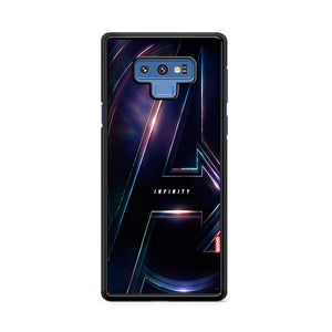 Avengers Infinity Wars Poster Samsung Galaxy Note 9 Case | Caserisa