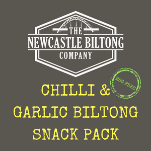 Chilli & Garlic Biltong Snack Pack 35g