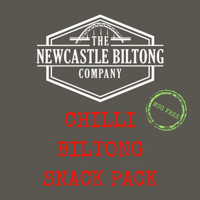 Chilli Biltong Snack Pack 35g