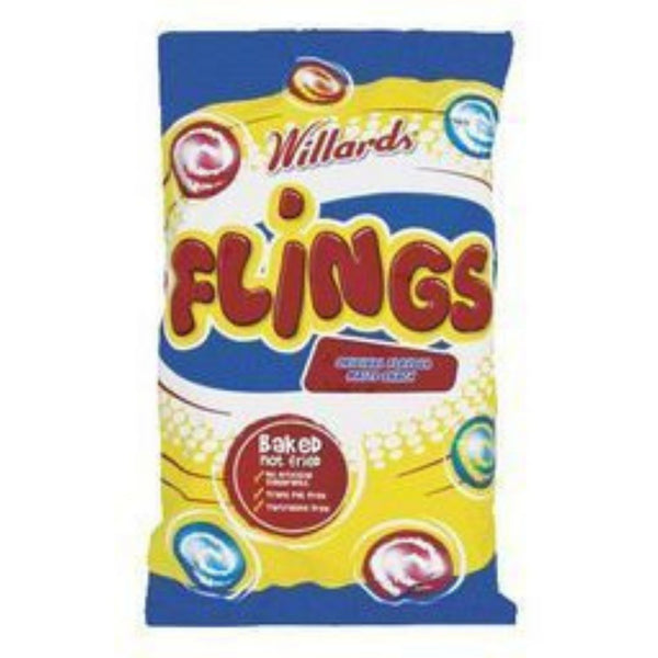 Willards Flings (150g)