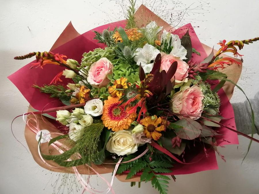 Rustic Autumn Bouquet