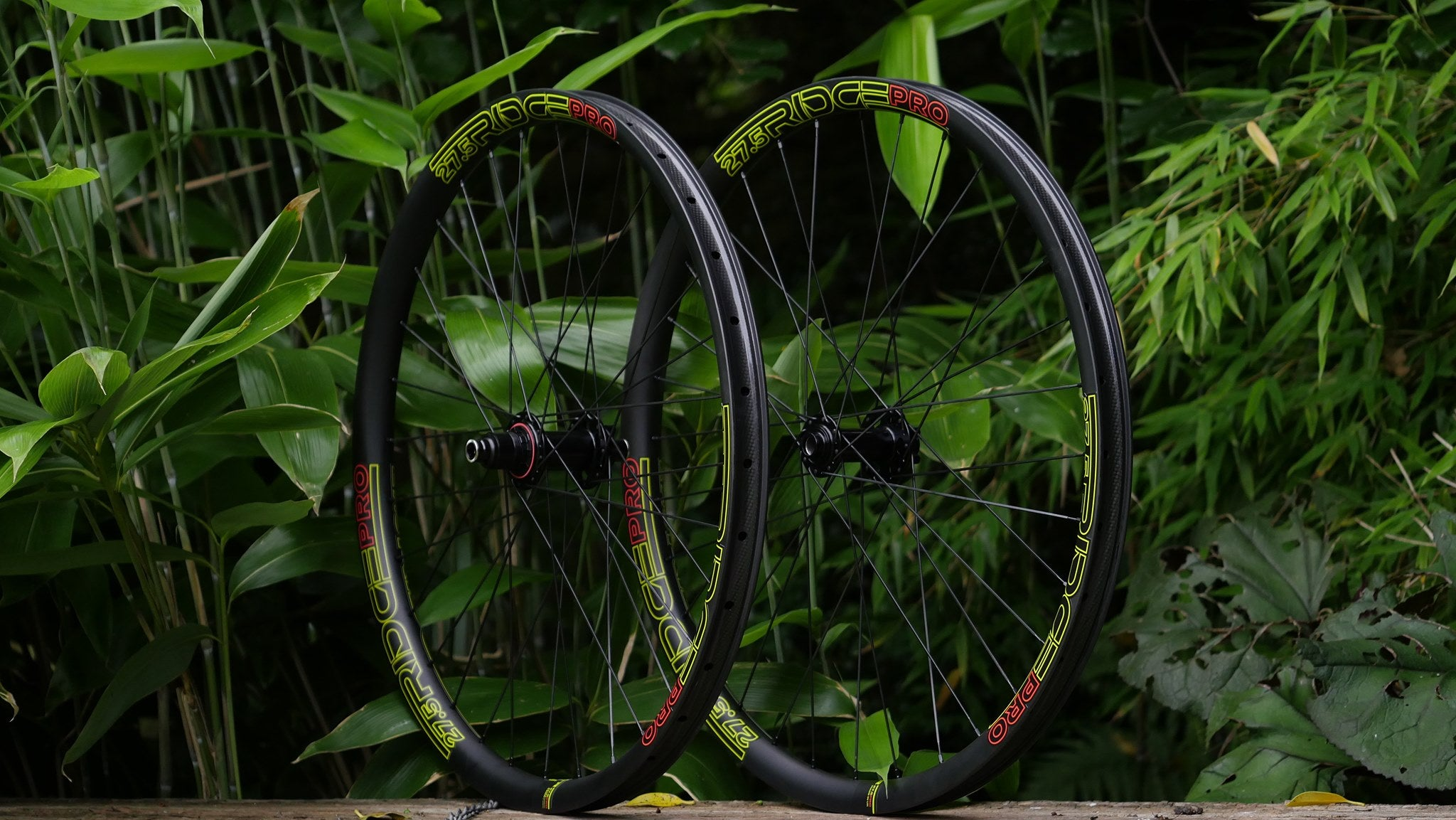 RIDGE Comp 27.5 Wheel Set