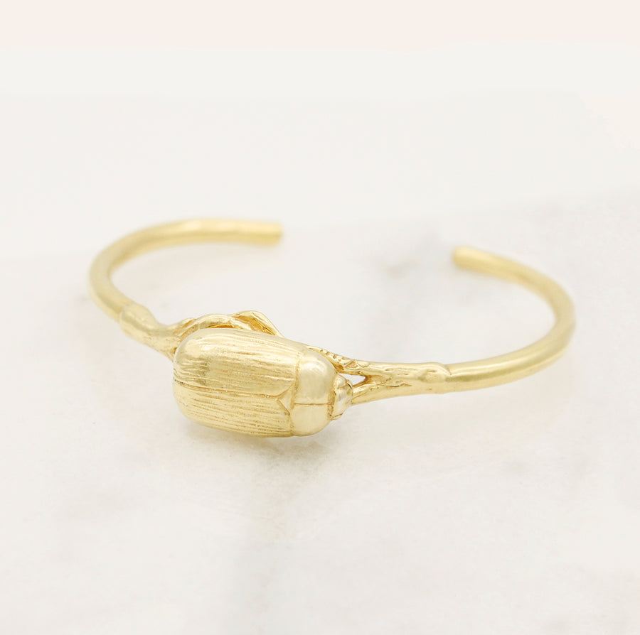 Mama Beetle Bangle