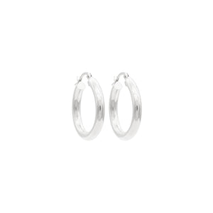 Sterling Silver Juicy Hoops