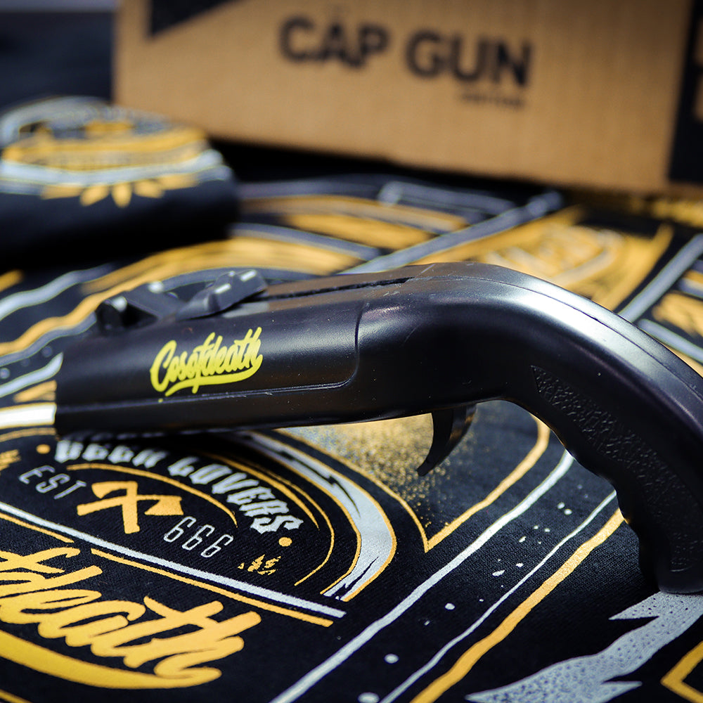 BEER LOVERS CAP GUN EDITION