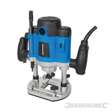 "2050W Plunge Router 1/2"" Code: 124799 £89.99"