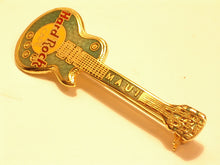 MAUI GREEN LES PAUL GUITAR  3LC HRC enamel PIN B16C-243 Gift Creation China