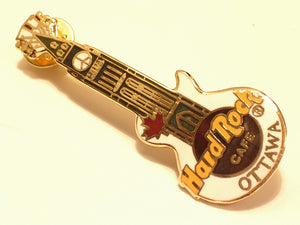 Ottawa B 19 - 259 Hard Rock Cafe pin badge vintage Collectible-Very Good