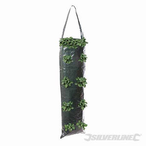 Silverline Hanging Garden Growing Tube Bag 700 X 220Mm Gardening Covers & Sacks