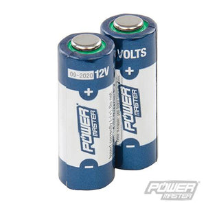 PowerMaster 408718 LR14 C-Type Super Alkaline Battery - Blue (2-Piece)