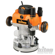 1400W Dual Mode Precision Plunge Router Code: 330085
