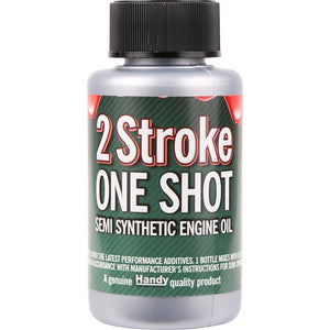 X 3 2 Stroke One Shot Engine Oil 100 ml 50:1 ratio