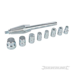 Silverline 357860 Clutch Alignment Tool Set 9pce