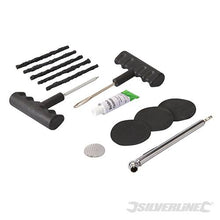 Silverline 380421 Tyre Repair Kit Repair Kit