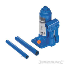 Silverline 427711 Hydraulic Bottle Jacks 2 ton