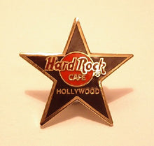 HOLLYWOOD B15-42 Black Walk of Fame Star, HRC Logo Back